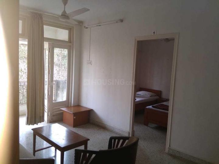 Living Room Image of 850 Sq.ft 2 BHK Apartment for rent in Malad East for 40000