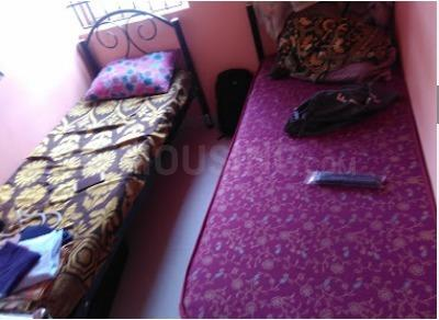 Bedroom Image of Kvr Gents PG in Karapakkam