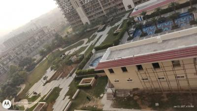 Balcony Image of 2350 Sq.ft 3 BHK Apartment for buy in DLF Express Greens, Manesar for 6000000