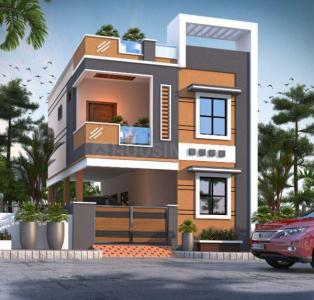 Gallery Cover Image of 1000 Sq.ft 2 BHK Independent House for buy in Chandanagar for 3800000