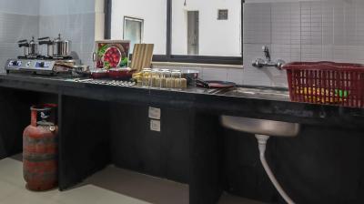 Kitchen Image of 701 M, Ashok Meadows in Hinjewadi