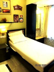 Bedroom Image of Premium - Exclusive (pg) Co Living Accomadations In Bungalow Building. in Andheri East