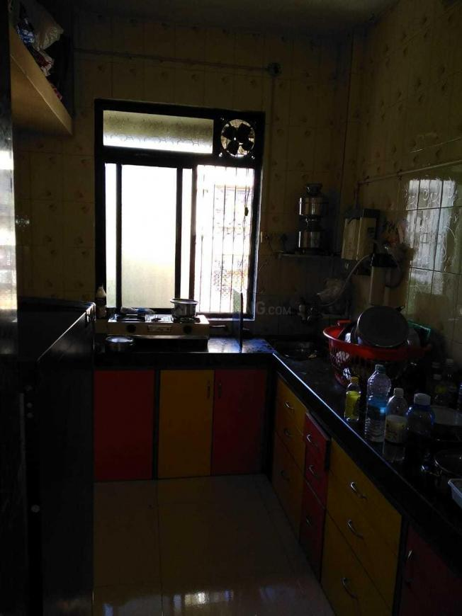 Kitchen Image of 570 Sq.ft 1 BHK Apartment for buy in Kalyan East for 3500000