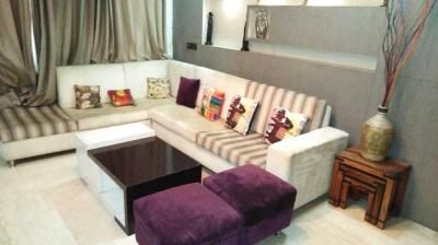 Gallery Cover Image of 2400 Sq.ft 3 BHK Independent Floor for rent in Adchini for 80000