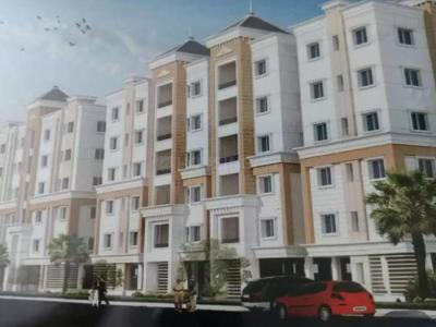 Gallery Cover Image of 1439 Sq.ft 2 BHK Apartment for buy in Chintalakunta for 7900000
