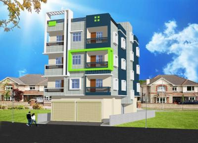 Gallery Cover Image of 406 Sq.ft 1 BHK Apartment for buy in South Dum Dum for 1218000