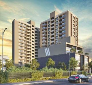 Gallery Cover Image of 2232 Sq.ft 3 BHK Apartment for buy in Karmyog Heights, University Area for 15700000