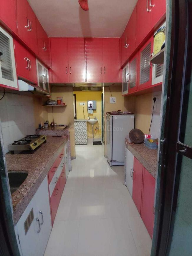 Kitchen Image of 865 Sq.ft 2 BHK Independent Floor for buy in Kalyan East for 5500000