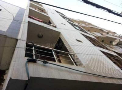 Gallery Cover Image of 450 Sq.ft 2 BHK Independent Floor for rent in Burari for 10000