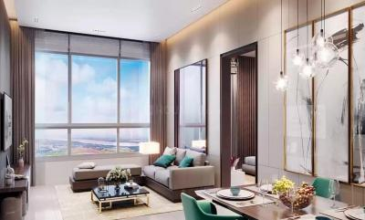 Gallery Cover Image of 1044 Sq.ft 2 BHK Apartment for buy in Piramal Mahalaxmi Central Tower 2, Lower Parel for 29500000