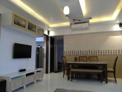 Gallery Cover Image of 1300 Sq.ft 2 BHK Apartment for rent in Ghansoli for 50000