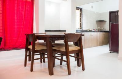 पीजी 4643612 विरूपाक्षपुरा इन विरूपाक्षपुरा के डाइनिंग रूम की तस्वीर