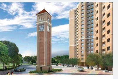 Gallery Cover Image of 700 Sq.ft 1 BHK Apartment for buy in Shilphata for 4100000