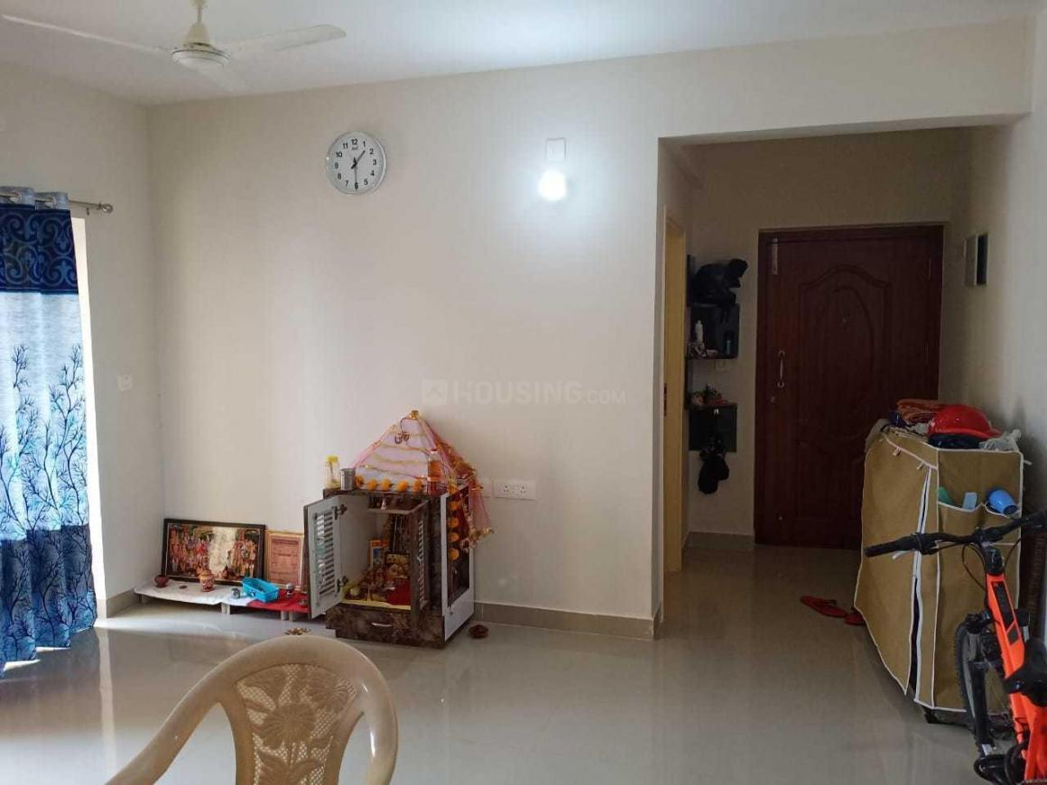 Living Room Image of 1300 Sq.ft 3 BHK Apartment for rent in Electronic City for 27000