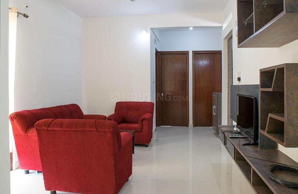 Living Room Image of 1247 Sq.ft 3 BHK Villa for buy in Whitefield for 5611500