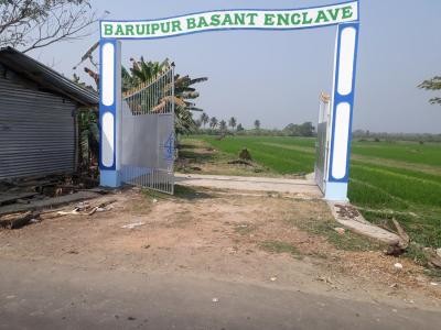 Gallery Cover Image of  Sq.ft Residential Plot for buy in Baruipur for 450000