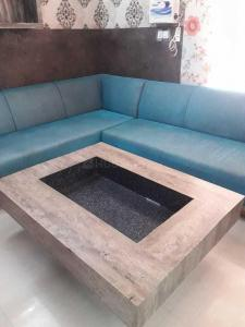 Gallery Cover Image of 450 Sq.ft 1 BHK Independent Floor for rent in Dwarka Mor for 12000