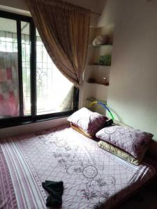 Gallery Cover Image of 650 Sq.ft 1 BHK Apartment for rent in Powai for 40000