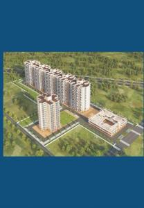 Gallery Cover Image of 650 Sq.ft 2 BHK Apartment for buy in Conscient Habitat, Sector 99A for 2250000