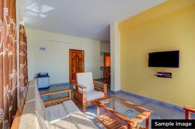 Living Room Image of Oyo Life Del2076 Saket Metro Stn in Lado Sarai