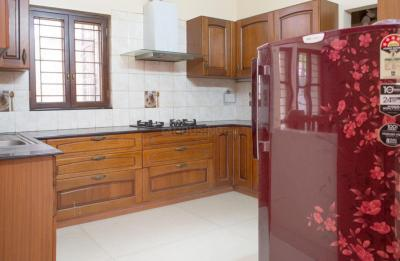 Kitchen Image of PG 4643117 Koramangala in Koramangala