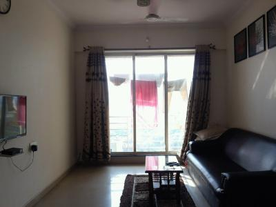 Gallery Cover Image of 1050 Sq.ft 2 BHK Apartment for rent in Airoli for 32000