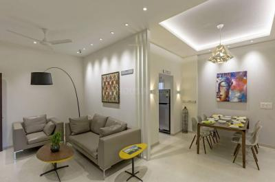 Gallery Cover Image of 1296 Sq.ft 3 BHK Apartment for buy in Doshi Risington, Karapakkam for 8287920