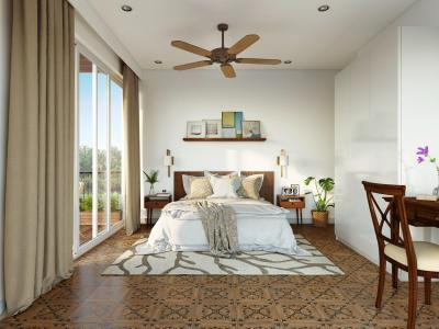 Gallery Cover Image of 976 Sq.ft 2 BHK Apartment for buy in Calangute for 10635360