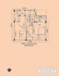 Gallery Cover Image of 2200 Sq.ft 3 BHK Villa for buy in Patliputra Colony for 26000000