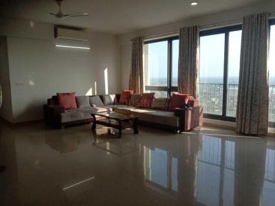 Gallery Cover Image of 2867 Sq.ft 3 BHK Apartment for rent in Nazirabad for 95000