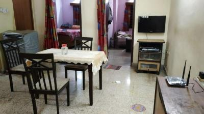 Gallery Cover Image of 1050 Sq.ft 3 BHK Apartment for rent in Baguiati for 12000