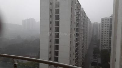 Balcony Image of 1 Sharing Occupancy Available In A Furnished Bedroom in Hinjewadi