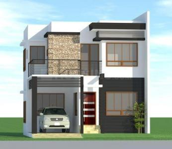 Gallery Cover Image of 1100 Sq.ft 3 BHK Independent House for buy in Joka for 2700000