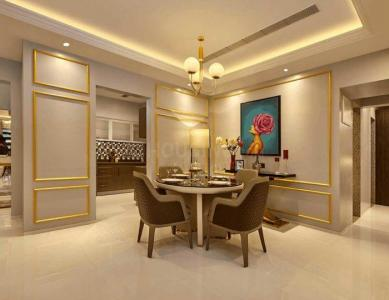 Living Room Image of 1032 Sq.ft 2 BHK Apartment for buy in BramhaCorp The Collection, Wadgaon Sheri for 7100000