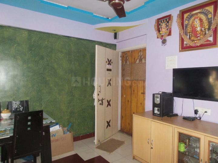 Living Room Image of 565 Sq.ft 1 BHK Apartment for buy in Kalyan West for 3300000
