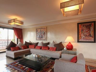 Gallery Cover Image of 1525 Sq.ft 3 BHK Apartment for rent in Noida Extension for 14500