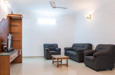 Living Room Image of 301 Balaji Residency in Yemalur