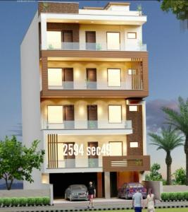 Gallery Cover Image of 2050 Sq.ft 3 BHK Independent Floor for buy in Punit Homes - 2, Sector 49 for 7000000