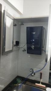 Bathroom Image of Hall Occupancy Available With Attached Balcony in Andheri West