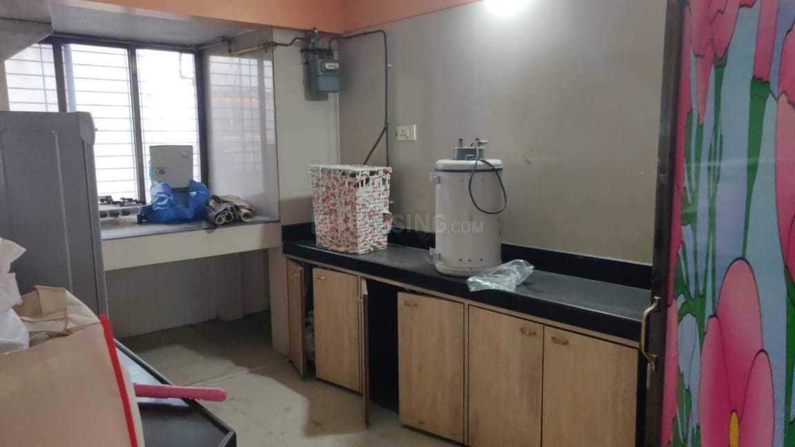 Kitchen Image of 1250 Sq.ft 2 BHK Apartment for rent in Ghatkopar East for 55000