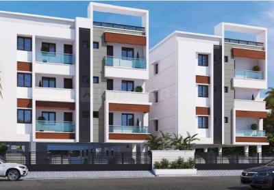 Gallery Cover Image of 955 Sq.ft 2 BHK Apartment for buy in Steps Stone Anans Block B, Perungudi for 5720450