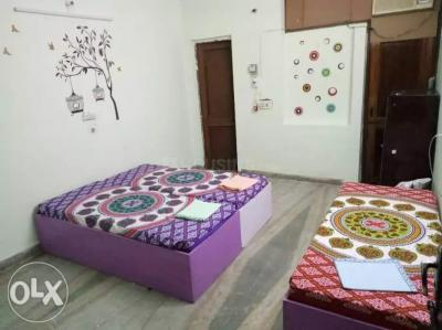 Bedroom Image of Moksh PG For Girls in GTB Nagar