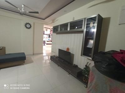 Gallery Cover Image of 1290 Sq.ft 2 BHK Apartment for rent in Hallmark Empyrean, Puppalaguda for 27000