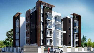 Gallery Cover Image of 811 Sq.ft 2 BHK Apartment for buy in Kamalgazi for 2595200
