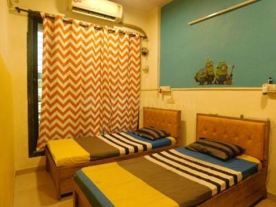 Bedroom Image of Cozy Dorms in Ghansoli