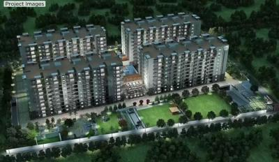 Gallery Cover Image of 1075 Sq.ft 2 BHK Apartment for buy in Mahendra Aarna, Electronic City for 6100000