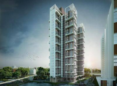 Gallery Cover Image of 1559 Sq.ft 3 BHK Apartment for buy in Merlin The Fourth, Salt Lake City for 13300000