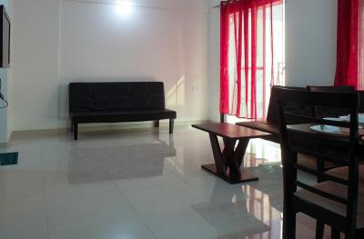 Living Room Image of 3 Bhk In The Nook in Tathawade