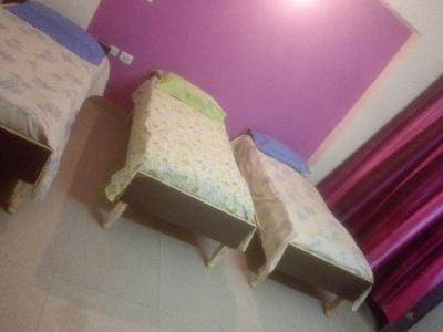 Bedroom Image of Best PG For Girls And Boys in Vaibhav Khand