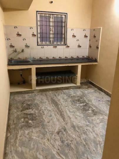 Kitchen Image of 1200 Sq.ft 2 BHK Independent Floor for rent in Pallikaranai for 14000